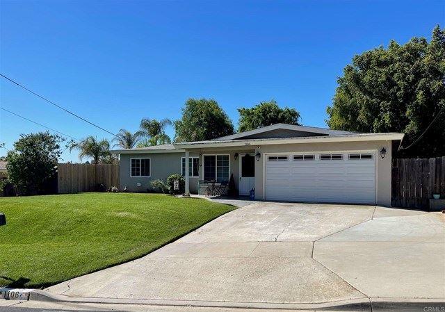 1106 Hackamore Road, Vista, CA 92083 - #: NDP2104756
