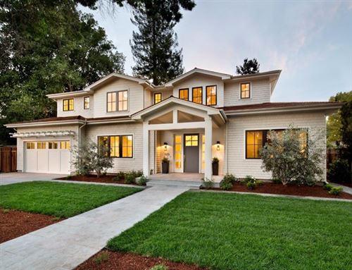 Photo of 1355 Hillview Drive, Menlo Park, CA 94025 (MLS # ML81838757)