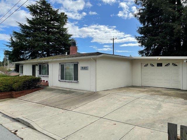 521 Emeline Avenue, Santa Cruz, CA 95060 - MLS#: ML81837757
