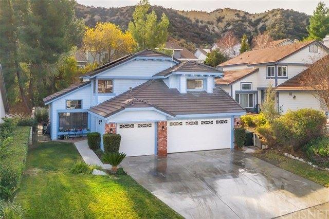 28666 Cloverleaf Place, Castaic, CA 91384 - MLS#: SR21005757
