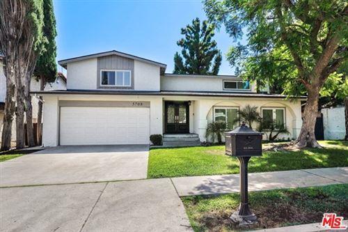 Photo of 5708 Chimineas Avenue, Tarzana, CA 91356 (MLS # 20611758)