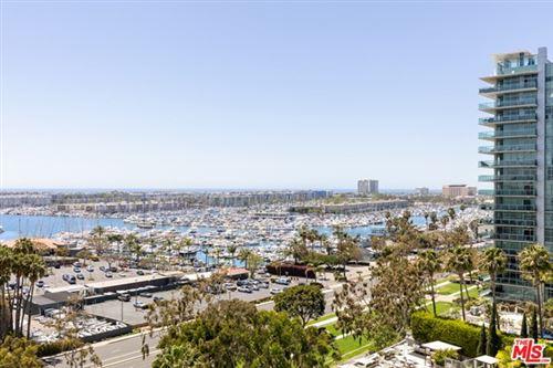 Photo of 13600 Marina Pointe Drive #1114, Marina del Rey, CA 90292 (MLS # 21725758)