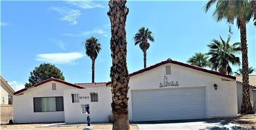 Photo of 9360 Oakmount Boulevard, Desert Hot Springs, CA 92240 (MLS # TR21194758)