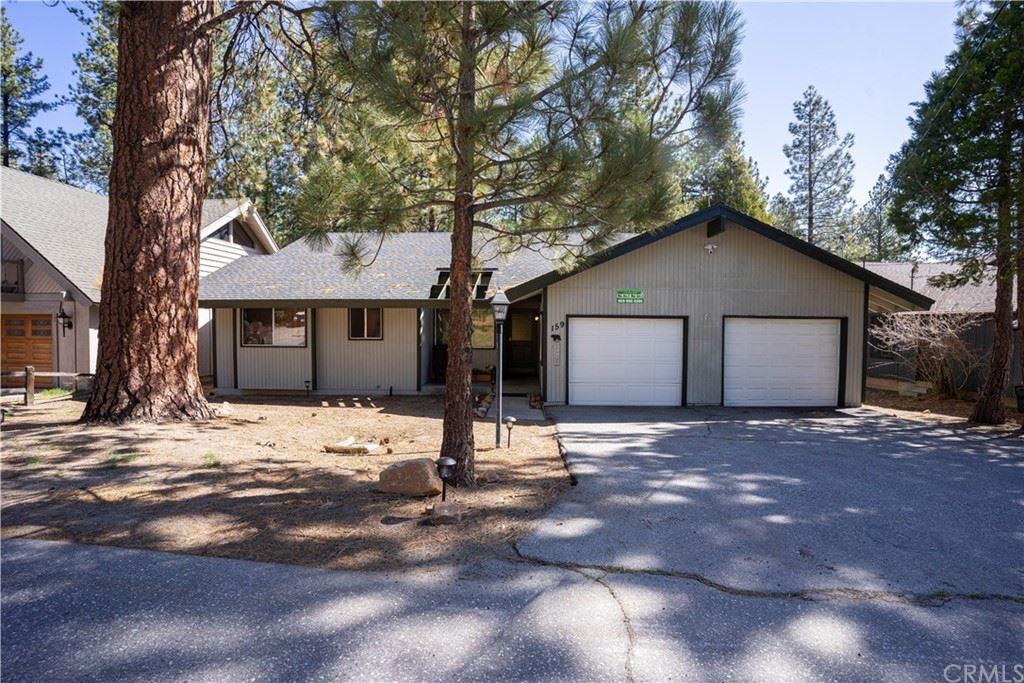 159 Oriole Drive, Big Bear Lake, CA 92315 - MLS#: CV21072758