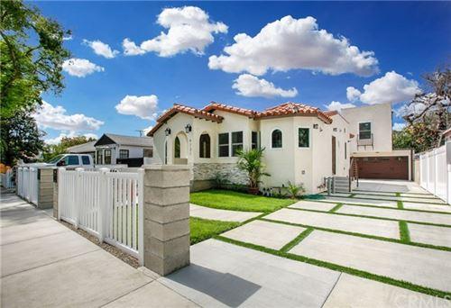 Photo of 4131 Huntley Avenue, Culver City, CA 90230 (MLS # SB20235759)