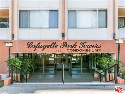 Photo of 421 S La Fayette Park Place #225, Los Angeles, CA 90057 (MLS # 20629760)