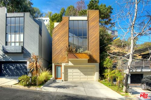 Photo of 8745 Wonderland Avenue, Los Angeles, CA 90046 (MLS # 21695760)