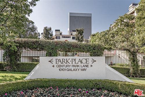 Photo of 2122 Century Park Lane #109, Los Angeles, CA 90067 (MLS # 21728760)