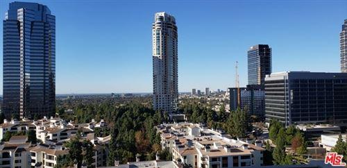 Photo of 2170 CENTURY PARK EAST #1807, Los Angeles, CA 90067 (MLS # 21742760)