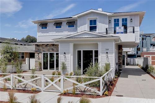 Photo of 709 Elvira Avenue #B, Redondo Beach, CA 90277 (MLS # SB20079760)