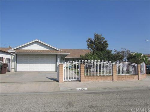 Photo of 4804 Standell Avenue, El Monte, CA 91732 (MLS # WS20202760)