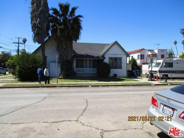 901 W 70Th Street, Los Angeles, CA 90044 - MLS#: 21711760