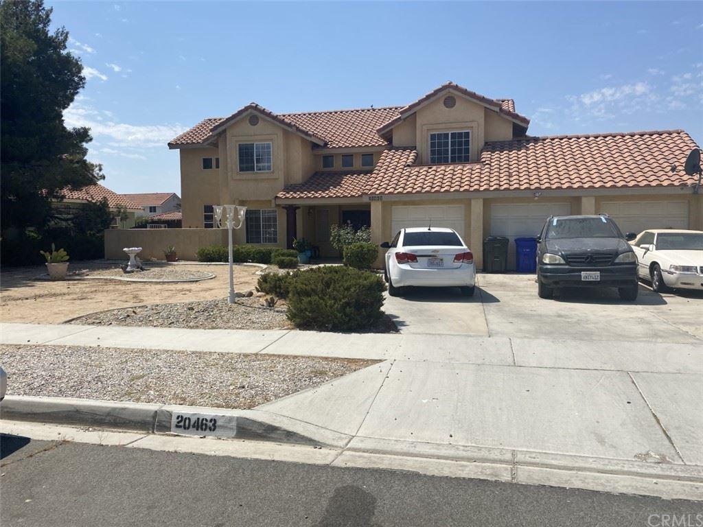 20463 Red Hawk Place, Apple Valley, CA 92308 - MLS#: CV21209760