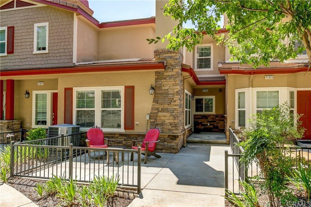 1510 Orange Avenue #1106, Redlands, CA 92373 - MLS#: EV21148760