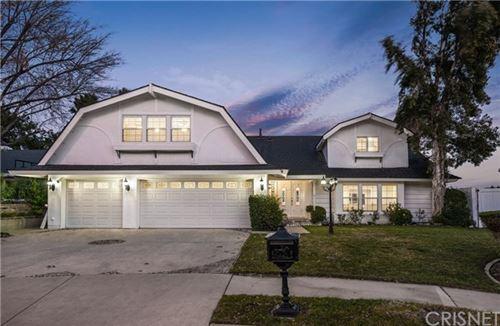Photo of 5006 Dantes View Drive, Calabasas, CA 91301 (MLS # SR21011761)