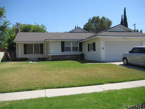 Photo of 17164 Horace Street, Granada Hills, CA 91344 (MLS # SR21202761)
