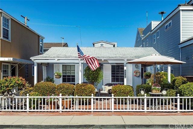 216 Sapphire Avenue, Newport Beach, CA 92662 - MLS#: NP20121761