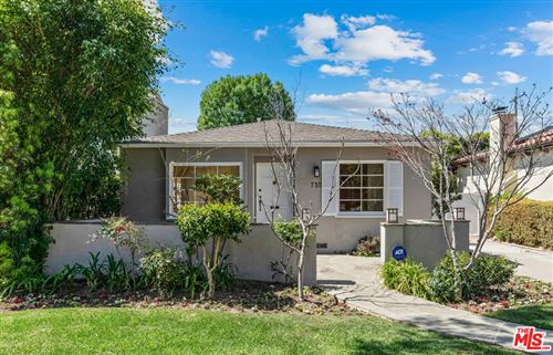 Photo of 735 Iliff Street, Pacific Palisades, CA 90272 (MLS # 21718762)