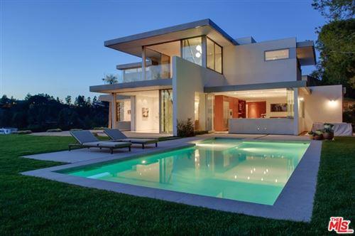 Photo of 1133 Miradero Road, Beverly Hills, CA 90210 (MLS # 21720762)
