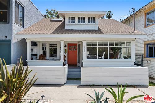 Photo of 230 San Juan Avenue, Venice, CA 90291 (MLS # 21769762)