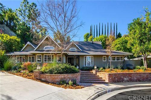 Photo of 4509 Calzadilla Place, Tarzana, CA 91356 (MLS # SR20260762)