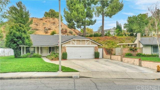 27836 Ridgegrove Drive, Santa Clarita, CA 91350 - #: SR20237762