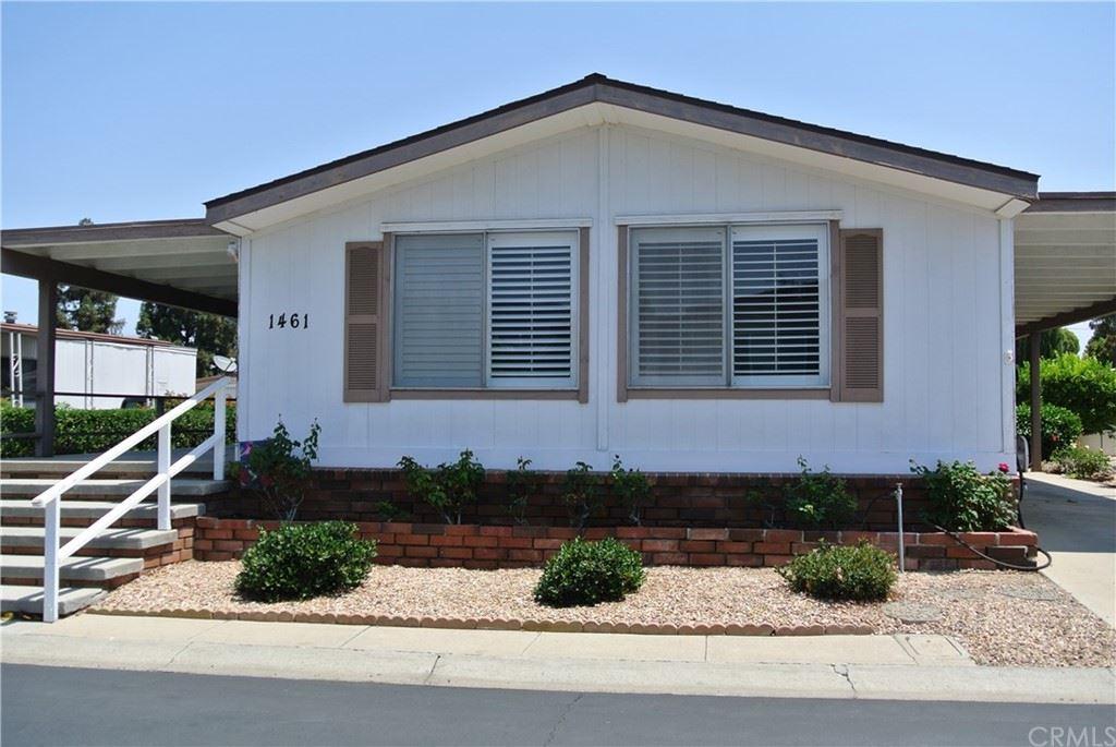1461 Ridgemont Way, Corona, CA 92882 - MLS#: IG21152763