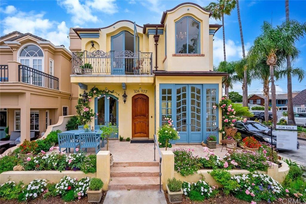 Photo of 127 Amethyst Avenue, Newport Beach, CA 92662 (MLS # LG21094763)