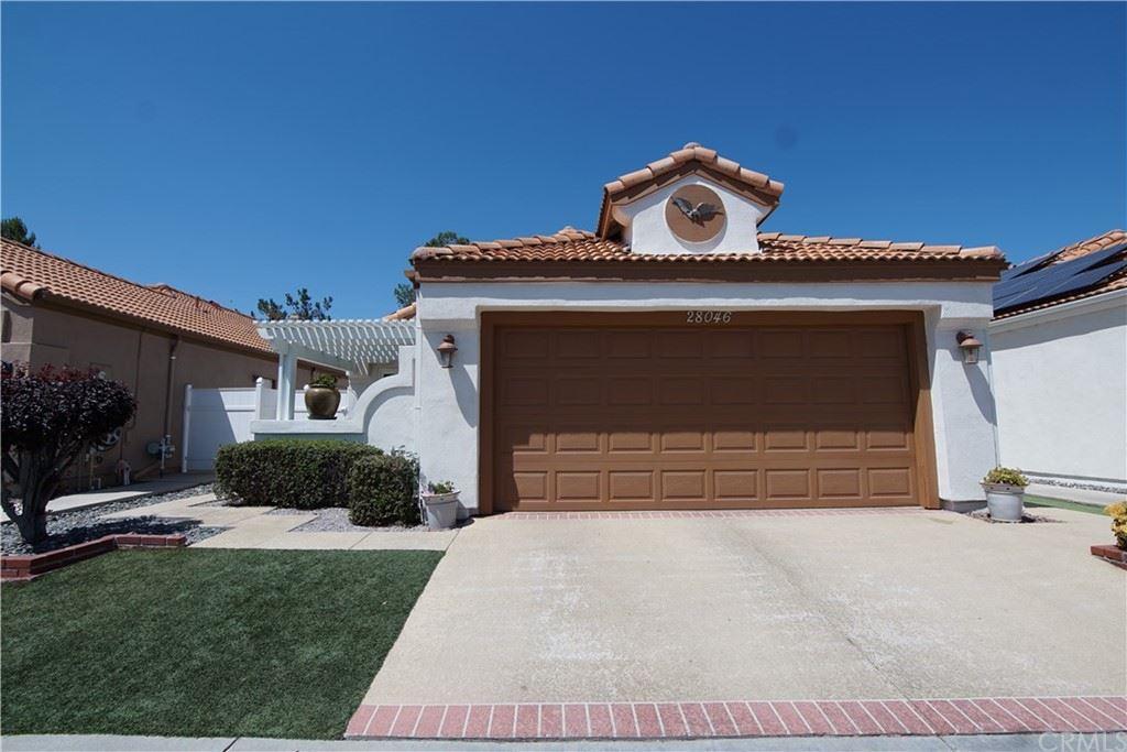 28046 Palm Villa Drive, Menifee, CA 92584 - MLS#: SW21167763