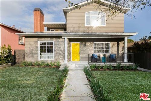 Photo of 3718 Colonial Avenue, Los Angeles, CA 90066 (MLS # 21684764)