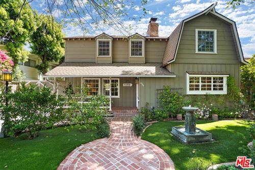 Photo of 4184 Dixie Canyon Avenue, Sherman Oaks, CA 91423 (MLS # 21709764)