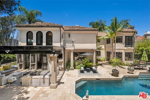 Photo of 1404 Monte Grande Place, Pacific Palisades, CA 90272 (MLS # 21754764)