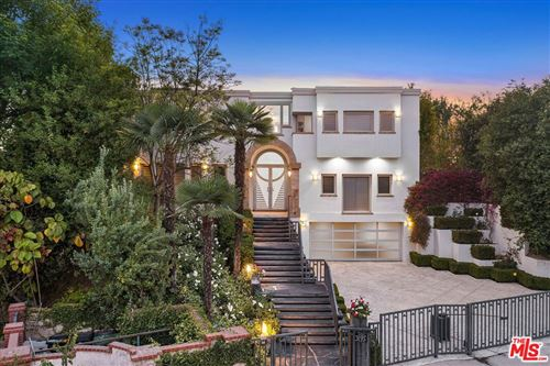 Photo of 3195 Deep Canyon Drive, Beverly Hills, CA 90210 (MLS # 21773764)