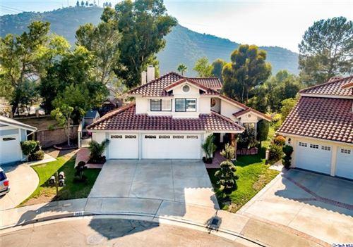 Photo of 3501 Fallenleaf Place, Glendale, CA 91206 (MLS # 320005764)