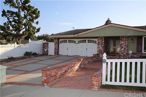 Photo of 12821 Jolette Avenue, Granada Hills, CA 91344 (MLS # SR20067764)