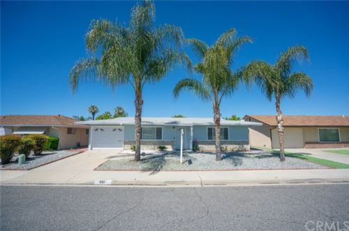 Photo of 561 Whitney Drive, Hemet, CA 92543 (MLS # SW21090764)