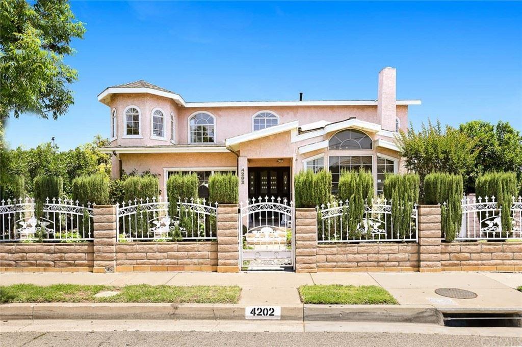 4202 Walnut Grove Avenue, Rosemead, CA 91770 - MLS#: AR21125764