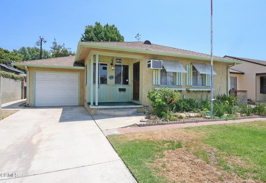 5412 Marshburn Avenue, Arcadia, CA 91006 - MLS#: P1-5764
