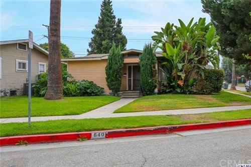 Photo of 640 Milford Street, Glendale, CA 91203 (MLS # 320003765)