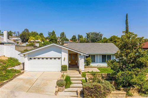 Photo of 23077 Cerca Drive, Valencia, CA 91354 (MLS # SR21198765)