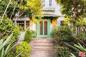 Photo of 308 ALTA Avenue, Santa Monica, CA 90402 (MLS # 19506766)