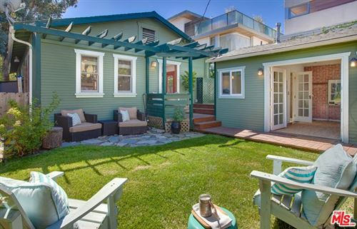 Photo of 823 SUPERBA Avenue, Venice, CA 90291 (MLS # 20613766)