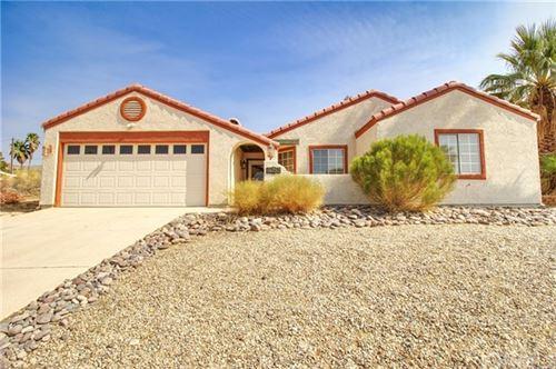 Photo of 66782 San Felipe Road, Desert Hot Springs, CA 92240 (MLS # TR20196766)