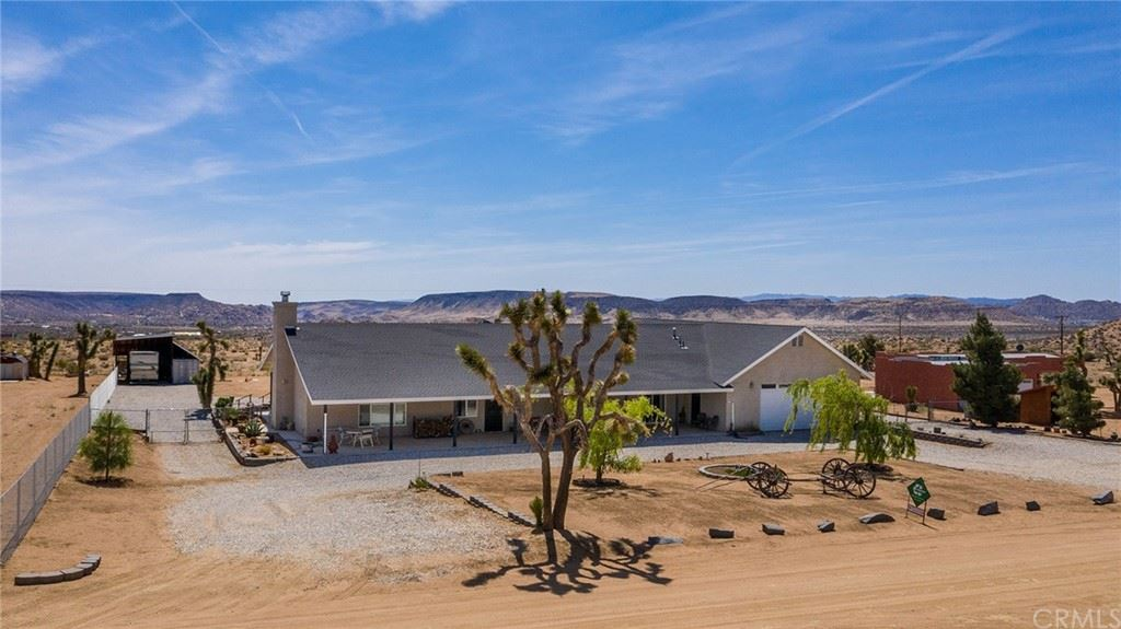 2959 Ox Yoke, Pioneertown, CA 92268 - MLS#: JT21071766