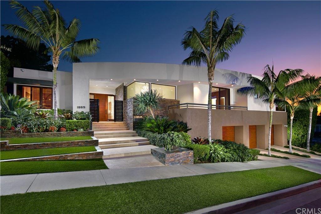 1809 Seadrift Drive, Corona del Mar, CA 92625 - MLS#: NP21211766
