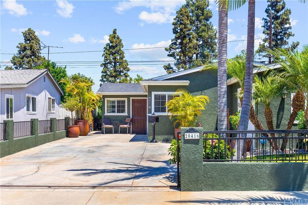 20416 Seine Avenue, Lakewood, CA 90715 - MLS#: PW21126766