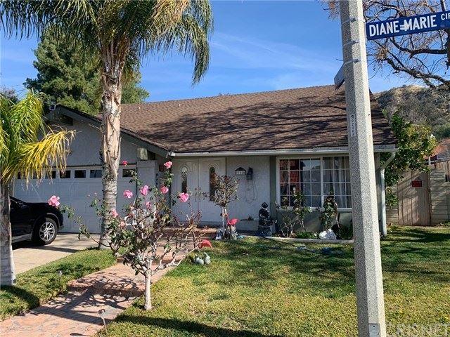 27544 Diane Marie Circle, Santa Clarita, CA 91350 - #: SR21024766
