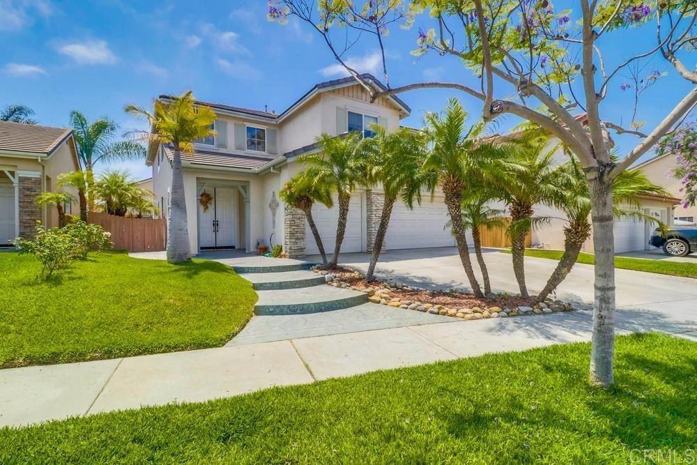 1172 Surfwood Lane, San Diego, CA 92154 - MLS#: PTP2104767