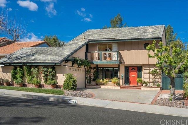 27459 Kenfel Drive, Santa Clarita, CA 91350 - #: SR21047767