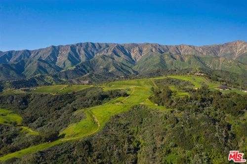 Photo of 580 TORO CANYON PARK Road, Santa Barbara, CA 93108 (MLS # 19450768)